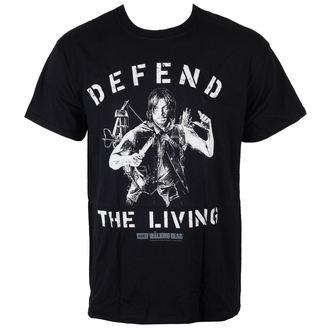film t-shirt men's The Walking Dead - Daryl Defend The Living - INDIEGO, INDIEGO