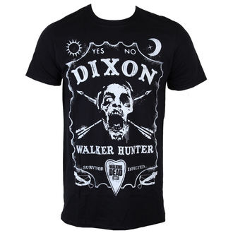 film t-shirt men's The Walking Dead - Dixon Board - INDIEGO - Indie0312