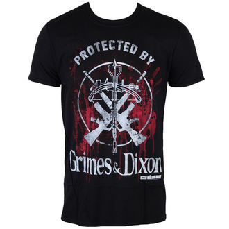 film t-shirt men's The Walking Dead - Grimes & Dixon - INDIEGO - Indie0313