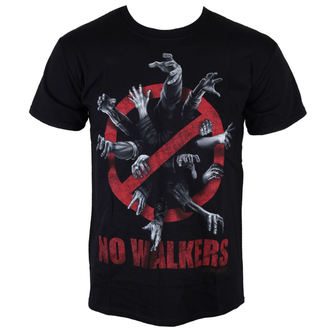 film t-shirt men's The Walking Dead - No Walkers - INDIEGO - Indie0200