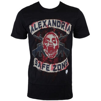 film t-shirt men's The Walking Dead - Safe Zone - INDIEGO, INDIEGO