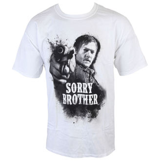 film t-shirt men's The Walking Dead - Sorry Brother - INDIEGO - Indie0907