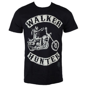 film t-shirt men's The Walking Dead - Walker Hunter - INDIEGO - Indie0108