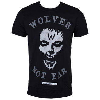 film t-shirt men's The Walking Dead - Wolves Not Far - INDIEGO, INDIEGO
