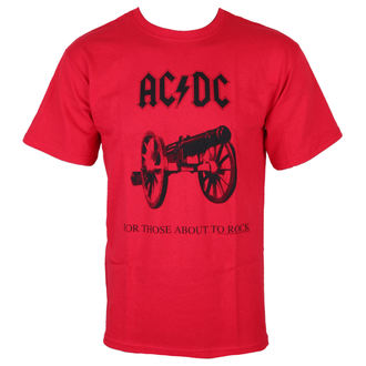 t-shirt metal AC-DC - - LOW FREQUENCY - ACTS05004