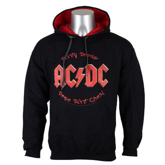 hoodie men's AC-DC - Dirty Deeds - LOW FREQUENCY, LOW FREQUENCY, AC-DC