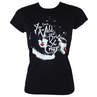 t-shirt metal women's Kiss - - LOW FREQUENCY - KIGS05007