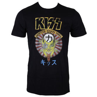 t-shirt metal men's Kiss - Hotter Than Hell - LOW FREQUENCY - KITS05009