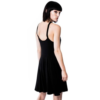 dress women KILLSTAR - Magi Skater - Black, KILLSTAR