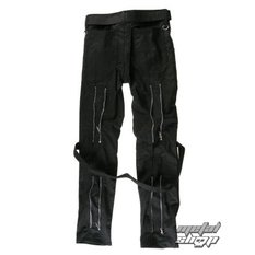 pants men Black Pistol - Bondage Jeans Denim Black