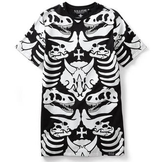 t-shirt gothic and punk unisex - Dino - KILLSTAR - KIL015