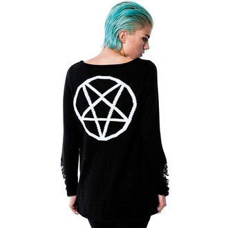 sweater (unisex) KILLSTAR - WWW - Black - KIL046