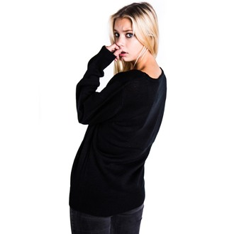 sweater (unisex) KILLSTAR -Goth - Black - KIL055