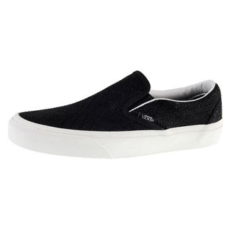 low sneakers men's - U Classic Slip-On (Braided Suede) - VANS - V3Z4INY
