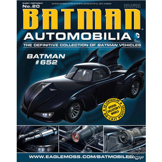 decoration (motorcycle) Batman - Batmobile - EAMO500920 - DAMAGED