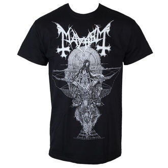 t-shirt metal men's Mayhem - Trinity - Just Say Rock - MAY124