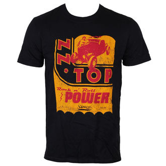 T-shirt men ZZ Top - Speedoil - ROCK OFF - ZZTS03MB