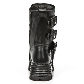 boots leather - - NEW ROCK - M.391-S18
