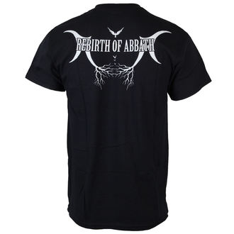 t-shirt metal men's Abbath - Rebirth Of Abbath - Just Say Rock