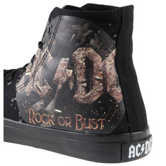 high sneakers AC-DC - Rock Or Bust - F.B.I. - 4510242