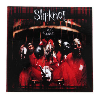 magnet Slipknot - Neighbourhood Fridge - ROCK OFF, ROCK OFF, Slipknot