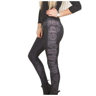 pants women (leggings) Black Sabbath - Celtic Logo - ROCK OFF - BSLEG01