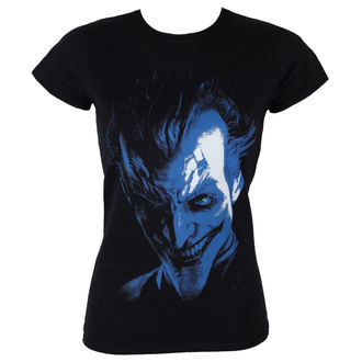 film t-shirt women's Batman - Arkham Joker - HYBRIS - ARK1001