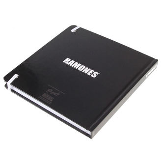 writing notepad Ramones - Presidential Seal - ROCK OFF - RANB01