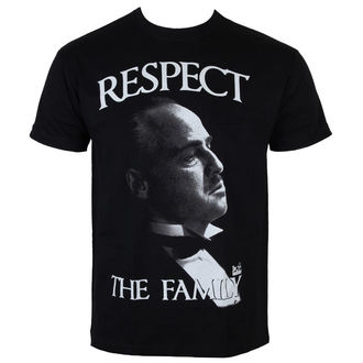 film t-shirt men's Kmotr - Respect The Family - HYBRIS - TGF005