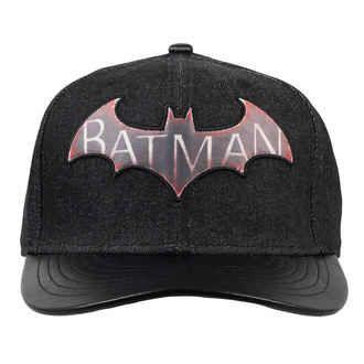 cap Batman - Logo Arkham Knight - Black - LEGEND, LEGEND, Batman