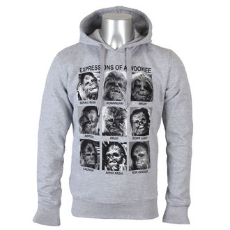 hoodie men's Star Wars - Expression Of a Wookie - LEGEND, LEGEND, Star Wars