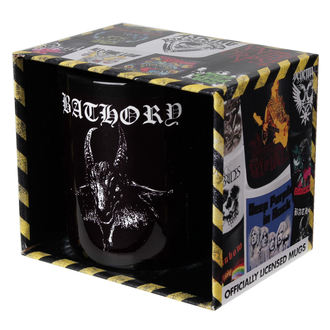 cup Bathory - Goat - PLASTIC HEAD - PHMUG064