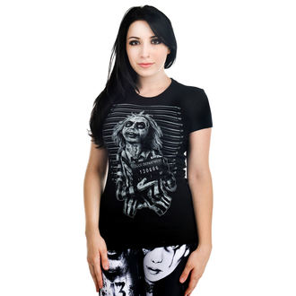 t-shirt gothic and punk women's - Babydoll - TOO FAST - WTBD-T-BEET