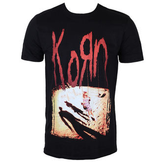 t-shirt metal men's Korn - Korn - PLASTIC HEAD - PH9549