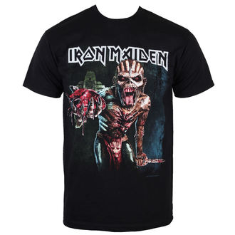 t-shirt metal men's Iron Maiden - Book of souls Euro Tour 2016 - ROCK OFF, ROCK OFF, Iron Maiden