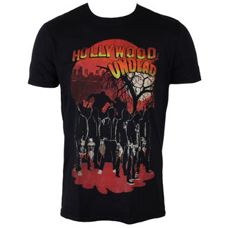 t-shirt metal men's Hollywood Undead - Faceless Horror - PLASTIC HEAD, PLASTIC HEAD, Hollywood Undead