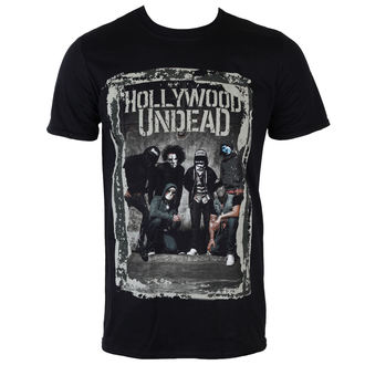 t-shirt metal men's Hollywood Undead - Cement Photo - PLASTIC HEAD, PLASTIC HEAD, Hollywood Undead