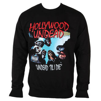sweatshirt (no hood) men's Hollywood Undead - Til I Die - PLASTIC HEAD, PLASTIC HEAD, Hollywood Undead