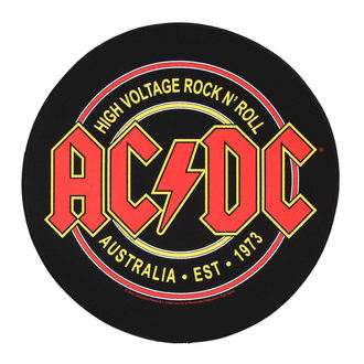 patch large AC / DC - High Voltage Rock n Roll - RAZAMATAZ, RAZAMATAZ, AC-DC