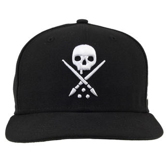cap SULLEN - Eternal Fitted - Black, SULLEN