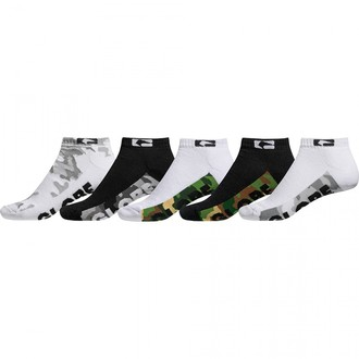 socks GLOBE - Malcom Ankle - Camo - GB71039041