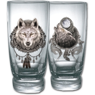 shot glasses (two-part set) SPIRAL - Wolf Dreams - T035A001