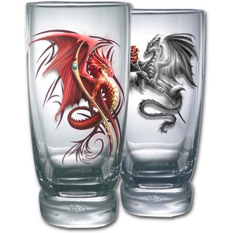 shot glasses (two-part set) SPIRAL - Wyvern - T119A001