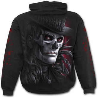 hoodie men's - Day Of The Goth - SPIRAL - D066M451