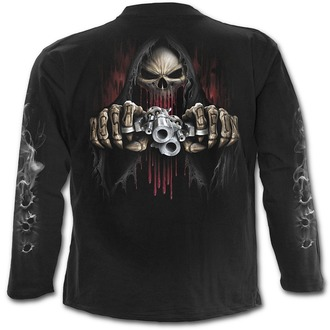 t-shirt men with long sleeve SPIRAL - Assassin - T058M301