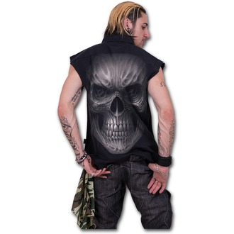 shirt men sleeveless SPIRAL - Death Rage - T114M602