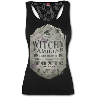 t-shirt women's - Witchy Familiar - SPIRAL - D065G051
