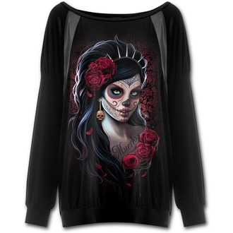 t-shirt women's - Day Of The Dead - SPIRAL - K026F453