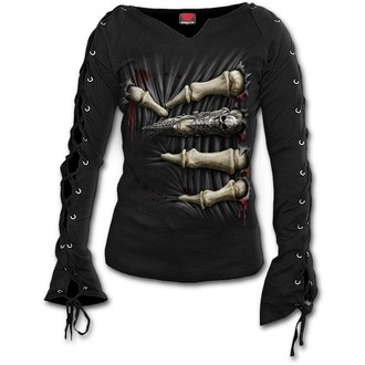 t-shirt women's - Death Grip - SPIRAL - T107F412
