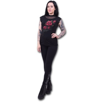 t-shirt women's - Death Rose - SPIRAL - T120G064